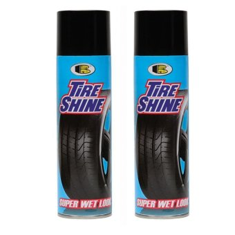 2 cans Bosny Tire Shine Price Philippines