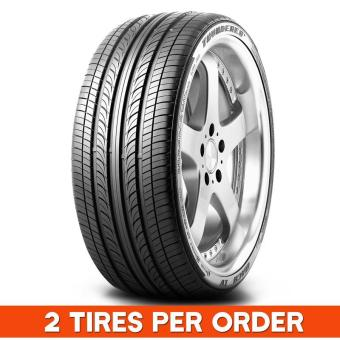 2 pieces Quality Tires Thunderer 225/40R18 92W (Thailand)