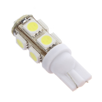 20 X 9 T10 501 W5W 9 LED SMD Light Car Bulbs - picture 2