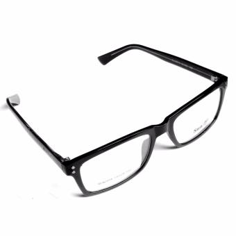 2014 Anti Stress And Fatigue Non Prescription Eye Glasses (Black)