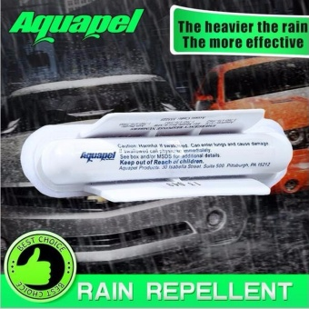 2017 New Car Glass Cleanin Genuine USA AQUAPEL Windshield GlassWater Rain Repellent TREATMENT APPLICATIONS Repels - intl