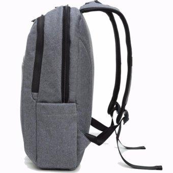 2017 Tigernu Mochila for Laptop 14.1-15.6Inch Notebook Computer Bags Men Backpack T-B3090 (Grey) - intl - 5
