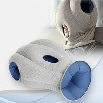 20inch The Magical Ostrich Pillow Office The Nap Pillow Car PillowEverywhere Nod Off To Sleep Car Pillow for Adult