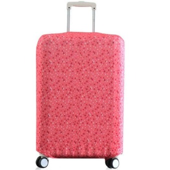 22 to 26 inch Cover For 22 to 26 inch Suitcase Travel Luggage Cover Protector Dust-proof Suitcase Cover (Not include Suitcase)