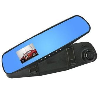 2.8 Full HD 1080P Auto Car DVR Rearview Mirrors Camera Video Recorder Dash Cam
