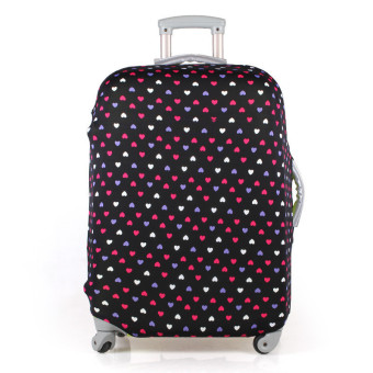 28'' Trolley Luggage Protector Elastic Suitcase Cover Bag Dust-Proof - Intl