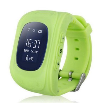2Cool Kids Watch Anti Lose Phone Call GPS Watch for Kids - intl