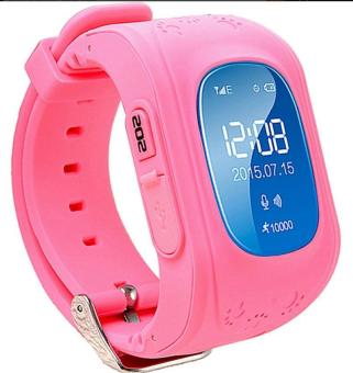 2Cool Kids Watch GPS Tracker Anti Lose Phone Call Smart Watch SOS Call Watch for Children - intl