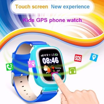 2Cool Phone Call Watch WiFi GPS Position SOS Anti Lose Kids Watch for Gifts - intl