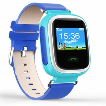 2COOL Smart Watch for kids Anti Lose GPS Tracker SOS Phone Call GPSKids Watch for iPhone Android - intl