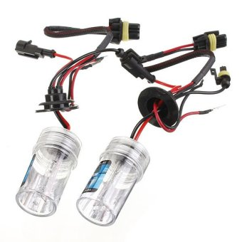 2PCS 880 35W XENON HID Replacement Light Bulb 4300k 3200LM +-300