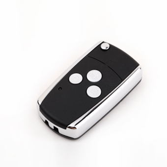 3 Button Flip Remote Folding Key Shell Case for Toyota Scion
