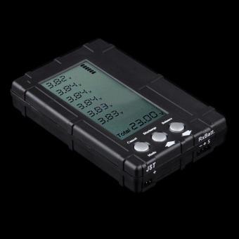 3 in 1 LCD Discharger Balancer Meter Tester for 2-6S lipo Li-Febattery - 2