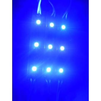 3 Led Strip 4pcs(Blue)