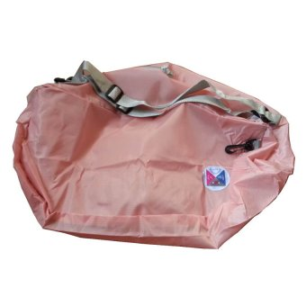 3 Ways Foldable Bag Pack (Peach) - picture 2