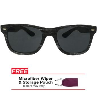 32sunny Justin Black Charcoal Square Wayfarer Unisex Sunglasses Price Philippines
