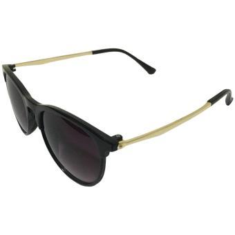 32sunny Serena Black Clubround Sunglasses - 2