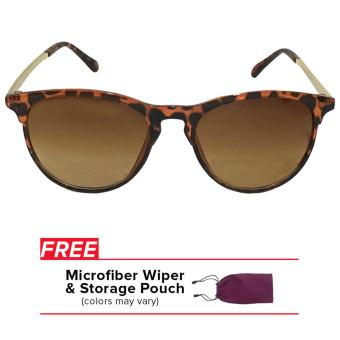 32sunny Serena Brown Clubround Sunglasses Price Philippines