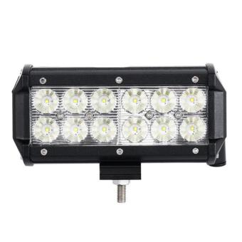 36W 12 LED HIGH QUALITY Work Lamp Waterproof Light Driving For CarMotorcycle Boat ATV - 2