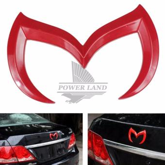 3D Bat Batman Metal Car Emblem Badge Sticker Decal For Mazda 3 5 6