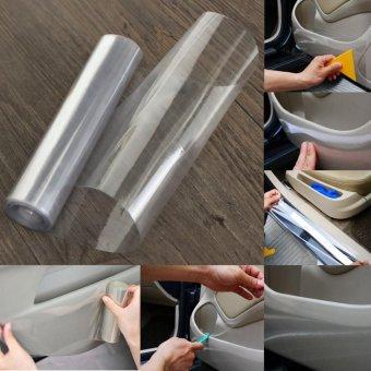 3M*15CM Universal Clear Transparent Car Protective Film Vinyl Wraps - intl