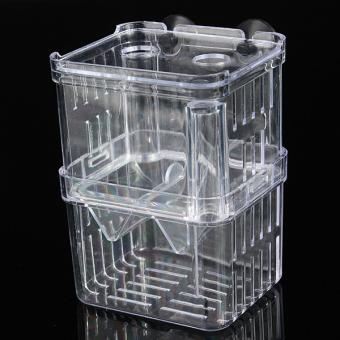 4 in1 Aquarium Fish Fry Breeding Hatchery Incubator Isolation Box Tank Shrimp Small - intl - 3