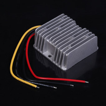 48V to 24V 5A 120W Car Power Converter Regulator Step Down Adapter - picture 2