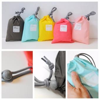 4pcs Waterproof Travel Beam Port Storage Bag Laundry OrganizerXHH8046-1 - intl - 4