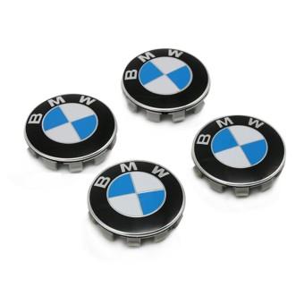 4pcs/Set 68MM Wheel Cap Car Styling Car Wheel Hub Cap Car Logo Emblem Rim Cover for BMW X1 X3 X6 E60 E90 F10 F30 F15 E63 E64 E65 E86 E89 E85 E91 E92 E93 F02 M5 - intl