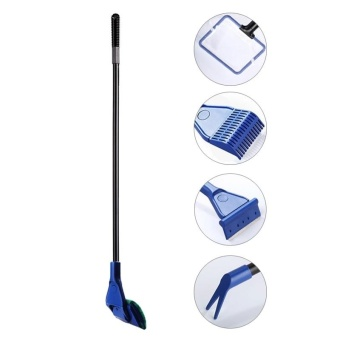 5 In 1 Multi-functional Fish Tank Cleaning Tool Set - intl