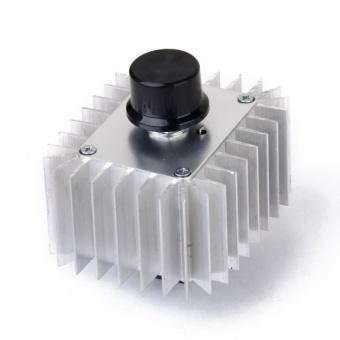 5000W Voltage Regulator Dimming Light Speed Temperature Control - intl