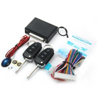 604 - 8118 Car Remote Central Lock Keyless Entry System With RemoteControllers Price Philippines