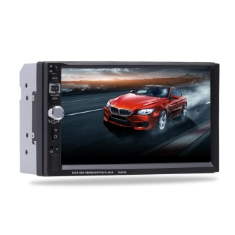 7 inch 2 Din Bluetooth Touch Screen Car Radio MP4 with Camera Hands-Free Call for Android Phone - intl - 4