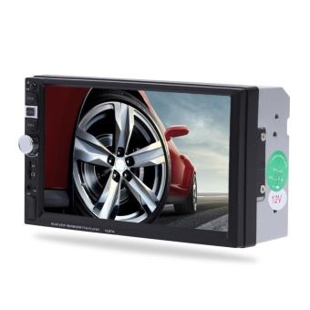 7 inch 2 Din Bluetooth Touch Screen Car Radio MP4 with Camera Hands-Free Call for Android Phone - intl - 5