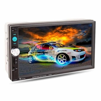 7 Inch Car Touch Bluetooth Car Stereo TV Radio FM MP3 MP5 Player HDIn Dash - intl