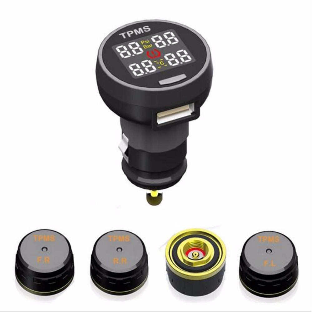 Philippines | 7th Anniversary SALE TyreSafe TP200 TPMS with