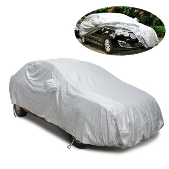 8 Size Universal Car Covers for Sedan Hatchback SUV CRV Automotives Protect from Sun Rain Snow Anti-dust Car-covers Automotive Auto Protect Car Cover Accessories
