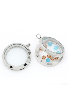 8YEARS B31014 Locket (Silver)