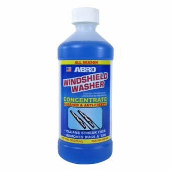 Abro Windshield Washer 16 fl.oz (473ml)