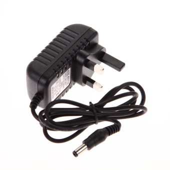 AC 100-240V Converter Adapter DC 5.5 x 2.5MM 6V 1A 1000mA Charger UK Plug