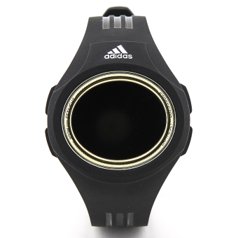 ADIDAS Performance Uraha Men's Black Rubber Strap Watch ADP3158
