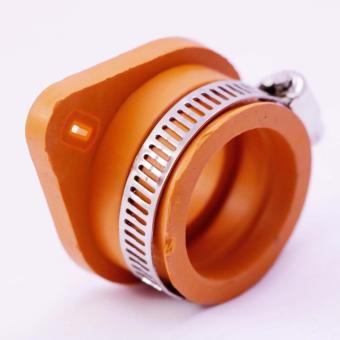ALISGP Carburetor Connector 30mm (9853-396-Orange)