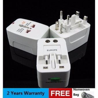 All in One Universal International Plug Adapter World Travel ACPower Charger Adaptor with AU US UK EU converter Plug Price Philippines