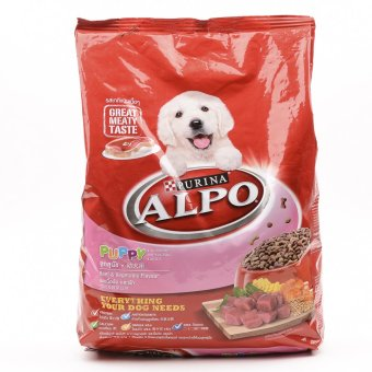 Alpo Puppy Beef & Vegetables with Milk Dry Dog Food 2.6kg