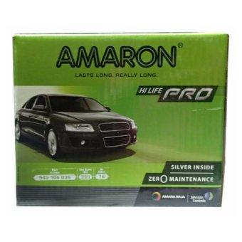 ... AMARON Hi-Life Pro Din 45 Din 44 Maintenance Free Car Battery - 3 ...