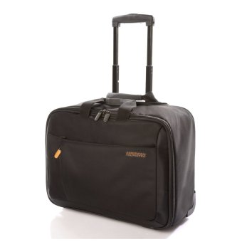 American Tourister Activair Rolling Tote Suitcase (Black)