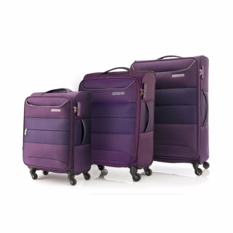 American Tourister Atlantis 3-PC Set - Purple