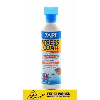 API STRESS COAT(R) (118ml) for Fresh Water Aquarium, New Tank andPlanted Tank