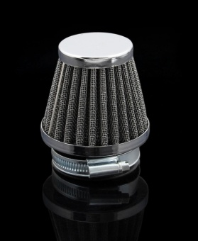Areyourshop Motorcycle 52 mm Air Filter for Honda CB Kawasaki KZ ZRSuzuki GS GT Yamaha XJ - intl