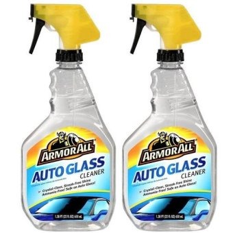 Armor All Auto Glass Cleaner 22 Oz. Set of 2